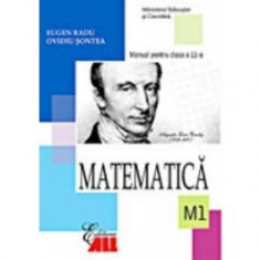 Matematica. Manual pentru clasa a xi-a - Manual scolar all