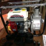 Motopompa Honda, WB20 X , benzina + GPL, noua, livrare gratuita
