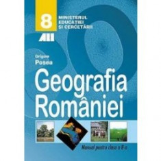 Geografie. Manual pentru clasa a viii-a - Manual scolar all