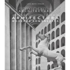 Interferente arhitecturale italiene in arhitectura moderna romaneasca
