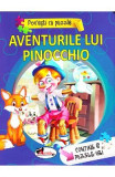 Aventurile lui Pinocchio (Povesti cu puzzle)