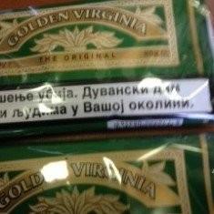 Tutun Golden Virginia verde the Original 25 grame--cititi atent descrierea!!!