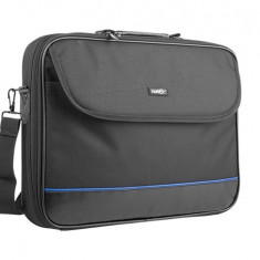 Geanta notebook 15.6 inch, nylon negru - Geanta laptop Natec