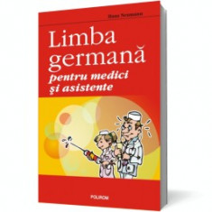 Limba germană pentru medici şi asistente polirom