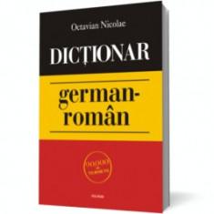 Dicţionar german-român polirom