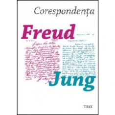 Corespondenţa Freud – Jung - Carte Psihologie