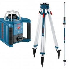 Nivela laser Bosch GRL 300 HV Set+BT170+GR240 - Nivela laser rotativa