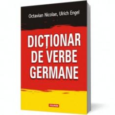Dicţionar de verbe germane polirom