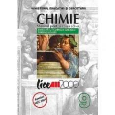 Chimie. Manual pentru clasa a ix-a - Manual scolar all
