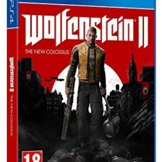 Schimb Wolfenstein 2 The New Colossus PS4 cu Far Cry 5 PS4 - Jocuri PS4