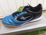 Adidas Sala Gola Slide - Nr. 42,43,44 - Import Anglia, 42.5, 43.5, 44.5, Albastru, Textil