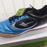 Adidas Sala Gola Slide - Nr. 42,43,44 - Import Anglia, 42.5 - 44.5, Albastru, Textil
