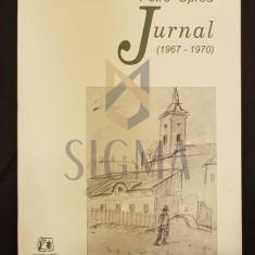 OPREA PETRE - JURNAL (1967-1970), 2002, Bucuresti - Carte Arhitectura