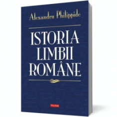 Istoria limbii române polirom