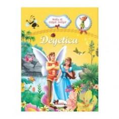 Degetica - Bunica ne citeste povesti - Reviste benzi desenate Aramis