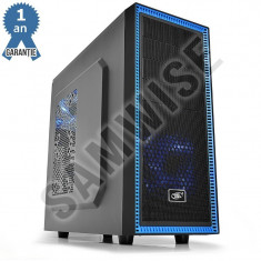 Calculator Gaming I7, Intel Core i7 2600 3.4GHz (Up to 3, 8 GHz), 8GB DDR3, SSD 120GB, HDD 500GB, GTX 970 4GB DDR5, Corsair 450W - Sisteme desktop fara monitor