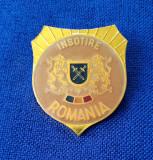 "Insigna militara - Armata Romaniei - "" Insotire """