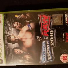 Smackdown vs raw 2010 xbox 360