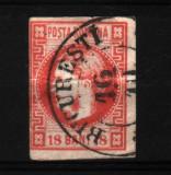 1870/72 l.p. 24 stampilat