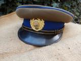 Cascheta militara de ofiter de securitate, RSR.