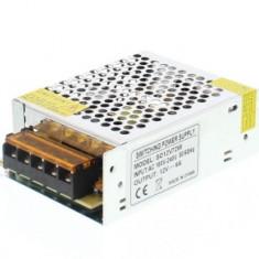 Sursa in comutatie AC-DC 72W 12V 6.0A WELL; Cod EAN: 5948636024357