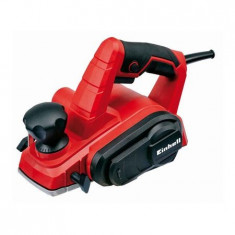 Rindea electrica Einhell TC-PL 750, 750 W, latime 82 mm, adancime taiere 10 mm