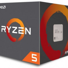 Procesor AMD Ryzen 5 2600X, 3.6 GHz, AM4, 16MB, 95W (BOX)