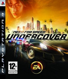 Need for Speed Undercover - NFS -  PS3 [Second hand], Curse auto-moto, 12+, Single player