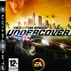 Need for Speed Undercover - NFS - PS3 [Second hand] - Jocuri PS3, Curse auto-moto, 12+, Single player