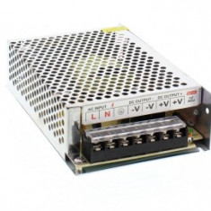 Sursa in comutatie AC-DC 96W 12V 8.0A WELL; Cod EAN: 5948636024371