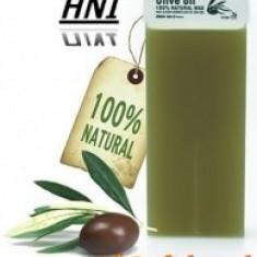 Ceara epilare roll-on cu ulei de masline 100% naturala - 100 ml