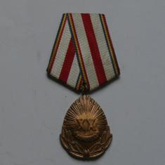 Medalia A XX-a Aniversare a eliberarii patriei 1944-1964 - Decoratie