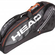 Tour Team 3R Pro 2018 geanta rachete negru-argintiu - Geanta tenis Head