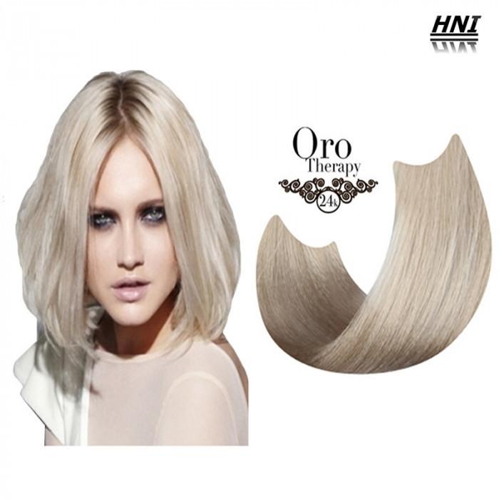 Vopsea De Par Blond Cenusiu Extra Oro Therapy Fara Amoniac 101