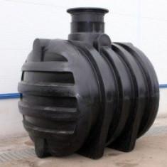Rezervor de apa NEPTUN 6 m3 / cisterna apa de ploaie - Fosa septica
