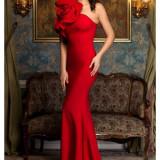 Rochie ocazie de seara rosie