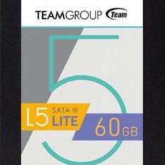 SSD Team Group L5 LITE, 60GB, 2.5inch, Sata III 600, Team Group