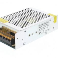 Sursa in comutatie AC-DC 150W 12V 12.5A WELL; Cod EAN: 5948636024395