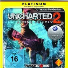 Uncharted 2 Among Thieves PLATINUM - PS3 [Second hand] - Jocuri PS3, Actiune, 12+, Single player
