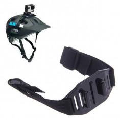 Suport curea prindere casca GoPro bicicleta helmet SJCAM Xiaomi Yi Myria etc