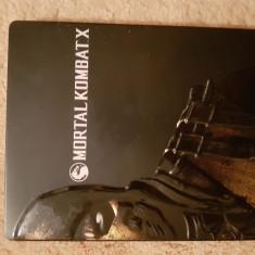 Mortal Kombat X STEELBOOK EDITION COLLECTORS Edition ps4