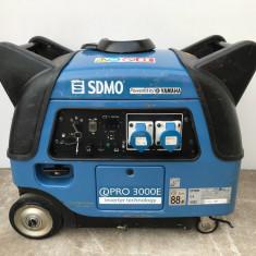 Generator de Curent Invertor SDMO PRO 3000E Fabricație 2016