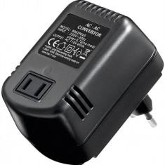 Convertor de tensiune 230V la 110V 45 W Goobay; Cod EAN: 4040849547546