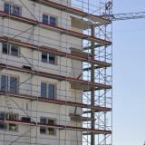Schele de fațadă Producătorul polonez nefolosit