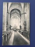 Alba Iulia Biserica Interior 1906, Circulata, Fotografie