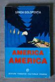 Sanda Golopenția - America, America (eseuri)