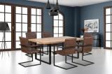Set masa din MDF Torres + 6 scaune K302