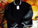 Jacheta college dama Zara Trafaluc outerwear noua, Negru