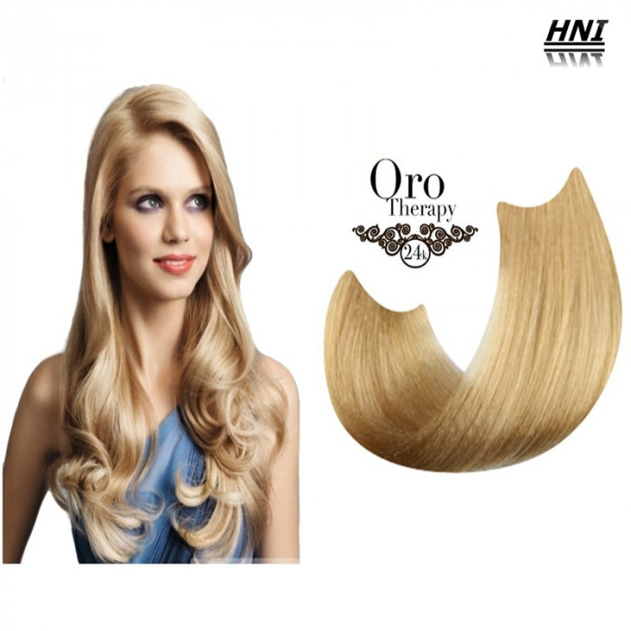Vopsea De Par Blond Foarte Deschis Oro Therapy Fara Amoniac 90