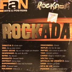Compilatie Rockada (Phoenix, Cargo, Iris, Vama Veche, Taxi, Zob) (1 CD)